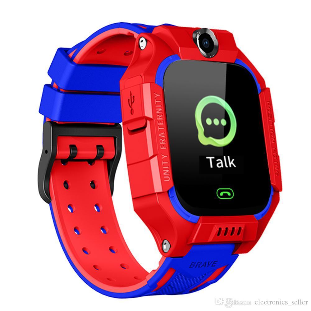 Dečiji smart sat Q19, LBS, SOS taster, IP67 Vodootporan