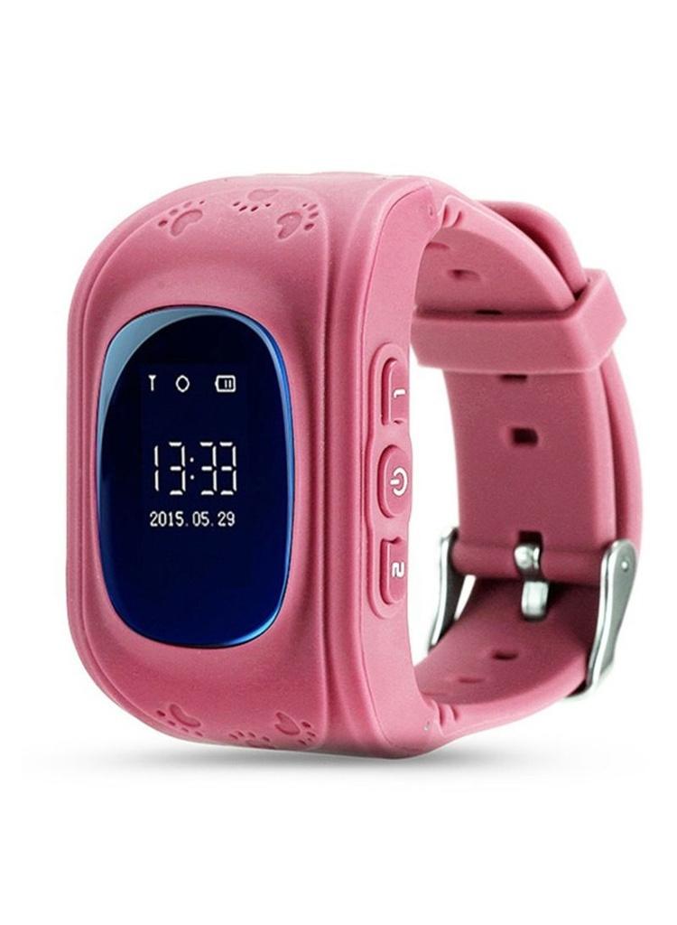 "Dečiji smart sat Q50, 0.96"", LBS pozicioniranje, GPS, SOS taster,"