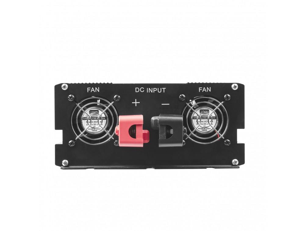 Green Cell ® Voltage Car Inverter 12V to 220V, 3000W/6000W
