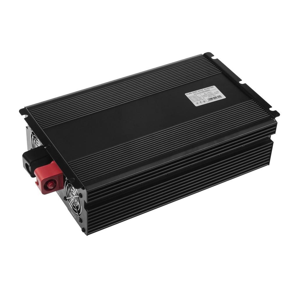 Green Cell ® Voltage Car Inverter 12V to 230V, 2000W/4000W Full Sine Wave
