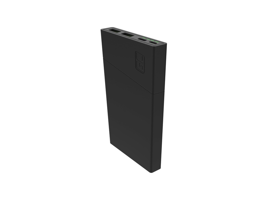 Power Bank Green Cell PowerPlay10 10000mAh USB-C 18W PD and 2x USB-A GC Ultra Charge