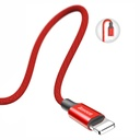 Baseus Yiven USB / Lightning Cable with Material Braid 1,8M red (CALYW-A09)