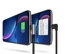Ugreen USB - Lightning MFI angled cable 1m 2,4A black (60521)