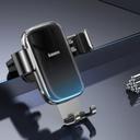 Baseus Glaze Gravity Car Mount black (SUYL-LG01)