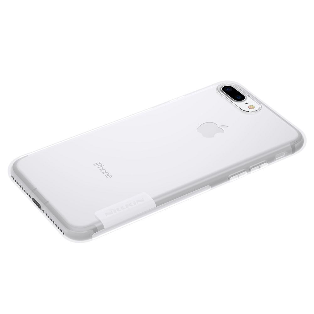 Nillkin Nature Ultra Slim case cover for iPhone 8 Plus / 7 Plus transparent