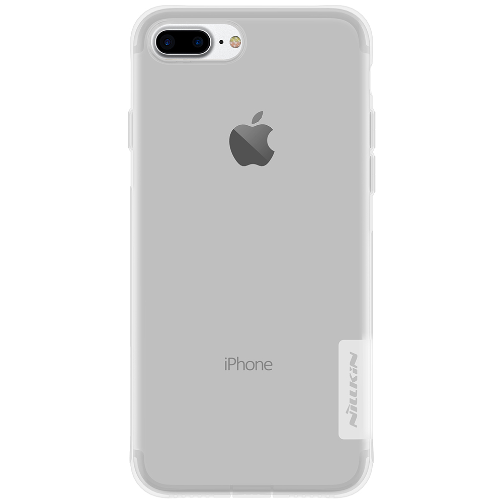 Nillkin Nature Ultra Slim case cover for iPhone SE 2020 / iPhone 8 / iPhone 7 transparent