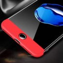 GKK 360 Protection Case front and back full body case iPhone 7 Plus black and red