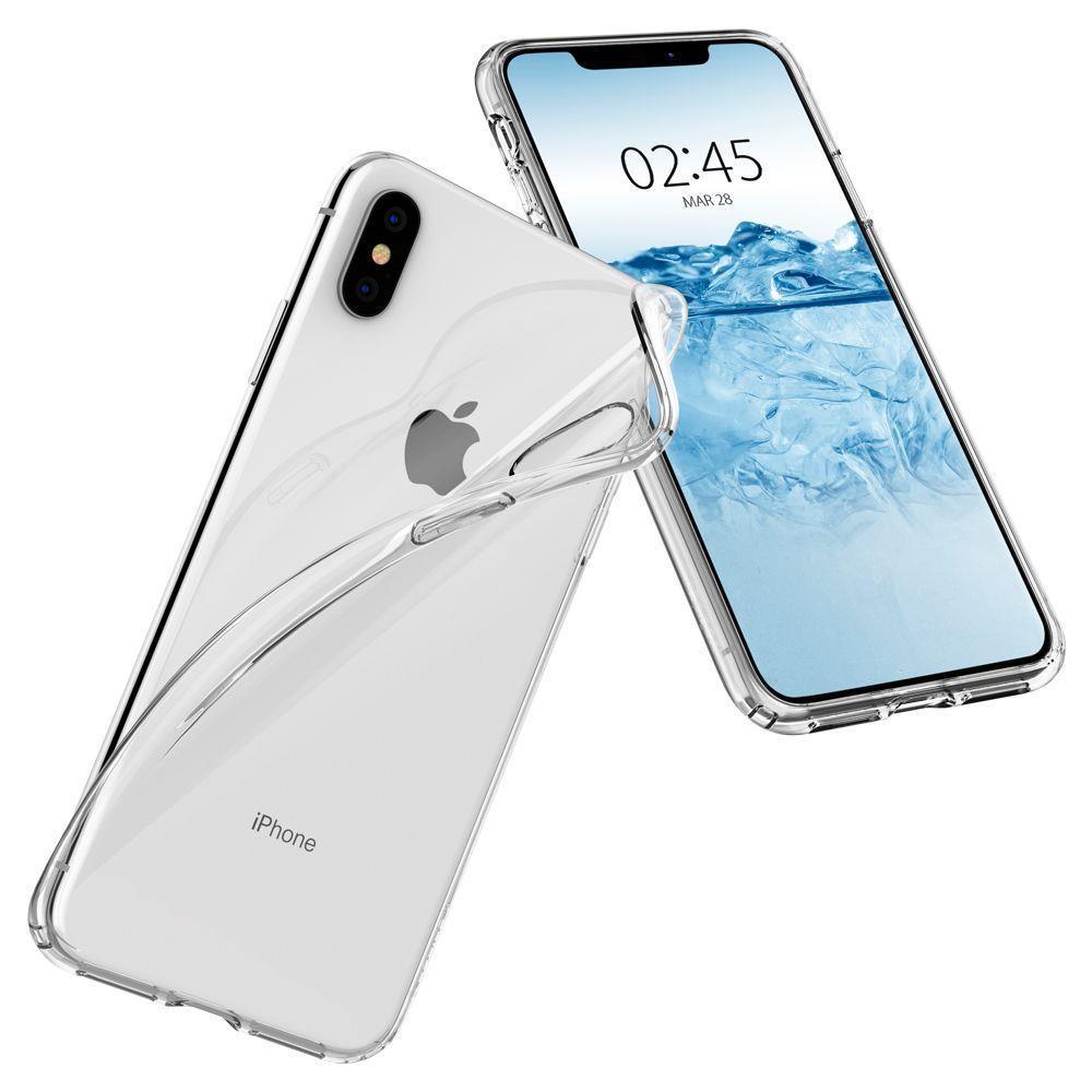 Spigen Liquid Crystal Iphone X/Xs Crystal Clear