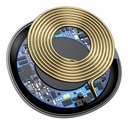 Baseus UFO Wireless Charger Desktop QI Charging Pad Fast Charge 9V black (WXFD-01)