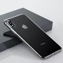 Baseus Simplicity Gel TPU Case Flexible Cover with Dust Plug for iPhone XR transparent (ARAPIPH61-A02)
