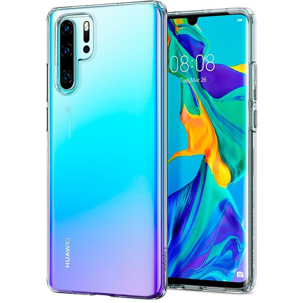 Spigen Liquid Crystal Huawei P30 Pro Crystal Clear