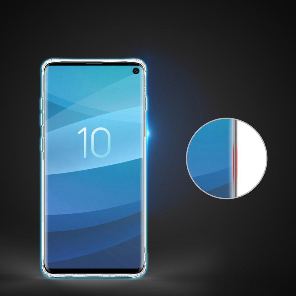 Nillkin Nature TPU Case Gel Ultra Slim Cover for Samsung Galaxy S10 transparent