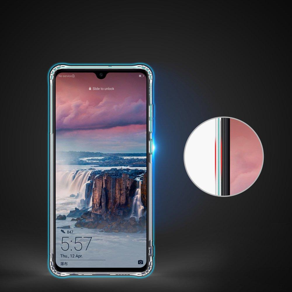 Nillkin Nature TPU Case Gel Ultra Slim Cover for Huawei P30 transparent