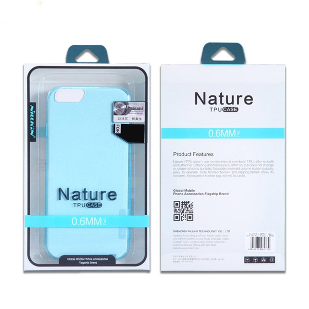 Nillkin Nature TPU Case Gel Ultra Slim Cover for Xiaomi Mi 9 transparent
