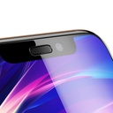 Baseus Full-screen Full Coverage 3D Tempered Glass Film with Speaker Dust Protector for Apple iPhone 11 Pro Max / iPhone XS Max black (SGAPIPH65-WA01)