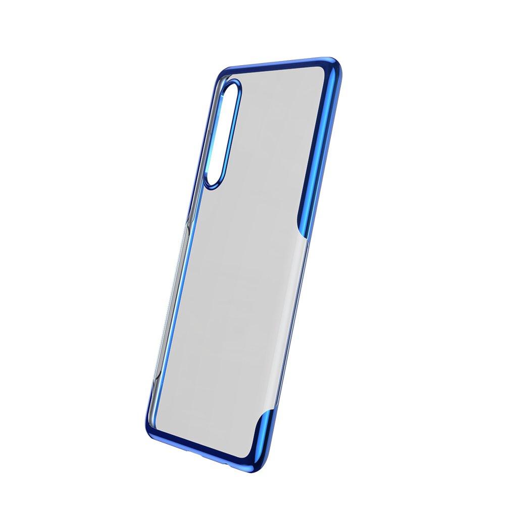 Baseus Shining Case gel cover for Huawei P30 blue (ARHWP30-MD03)