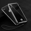 Baseus Transparent Key case cover for iPhone XS / X transparent (WIAPIPH58-QA02)