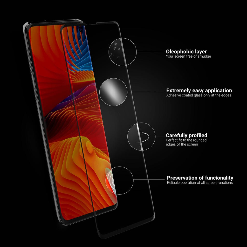 GC Clarity Screen Protector for Huawei P30