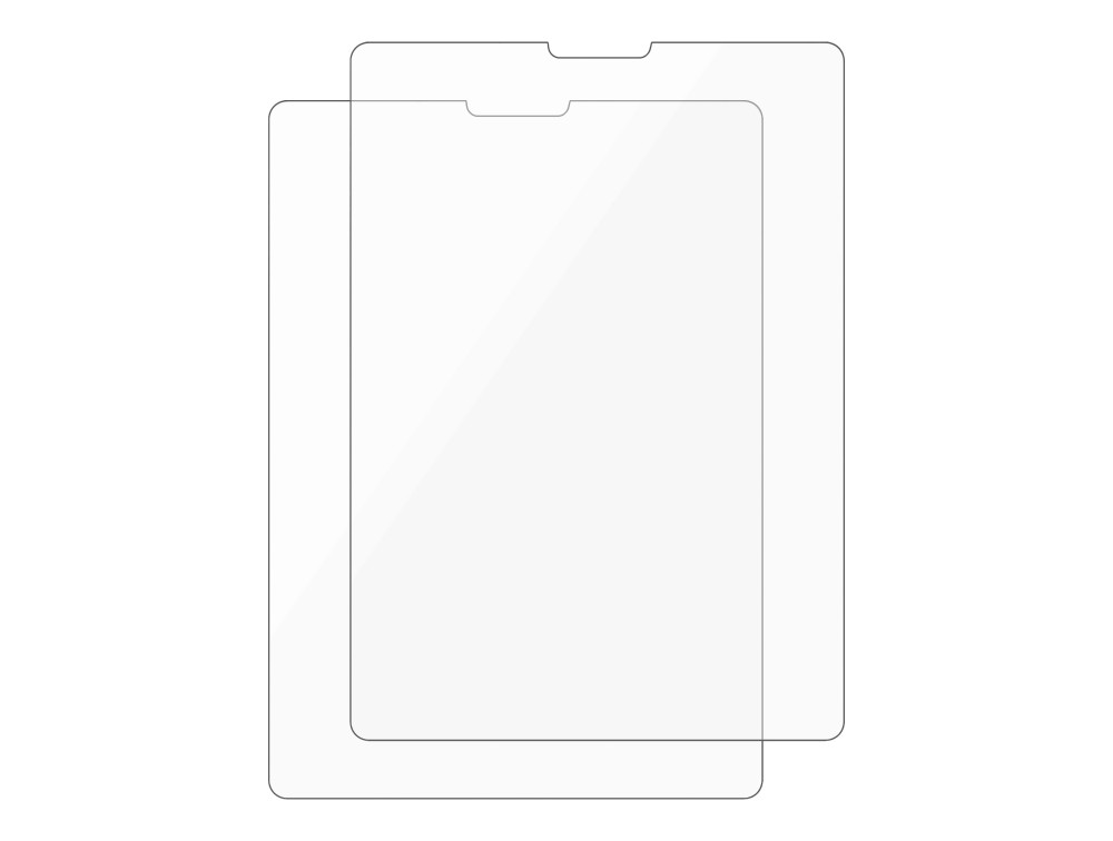 2x GC Clarity Screen Protector for Apple iPad Pro 12.9 (2018/2020)