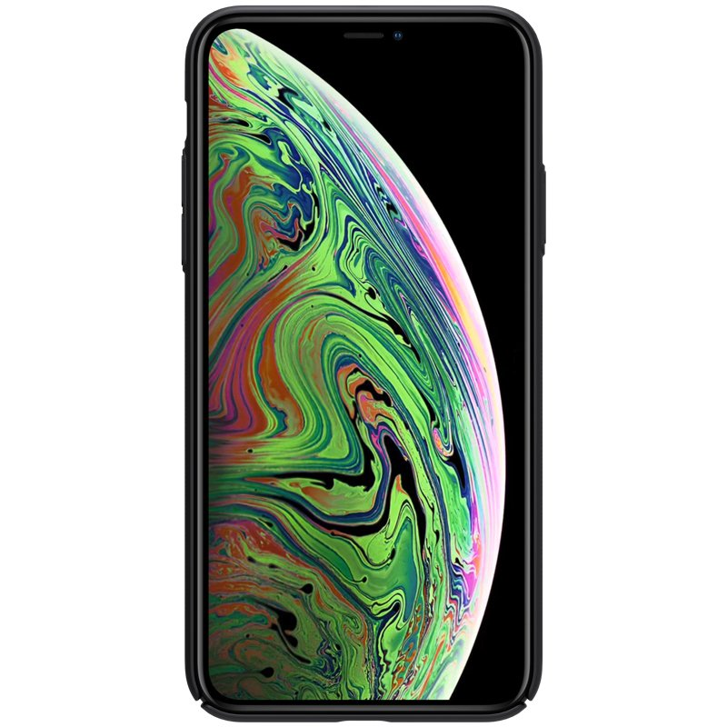 Nillkin Super Frosted Shield Case + kickstand for iPhone 11 Pro Max black