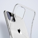 Baseus Ultra-Thin Cover Gel TPU Case with Lanyard Holder for iPhone 11 transparent (WIAPIPH61S-QA02)