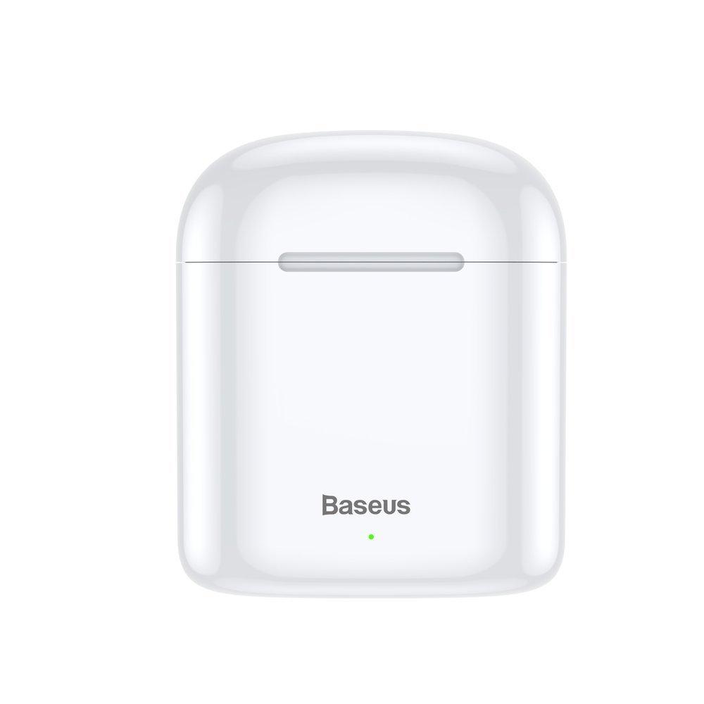 Baseus TWS Encok W09 mini wireless earphone Bluetooth 5.0 TWS white (NGW09-02)