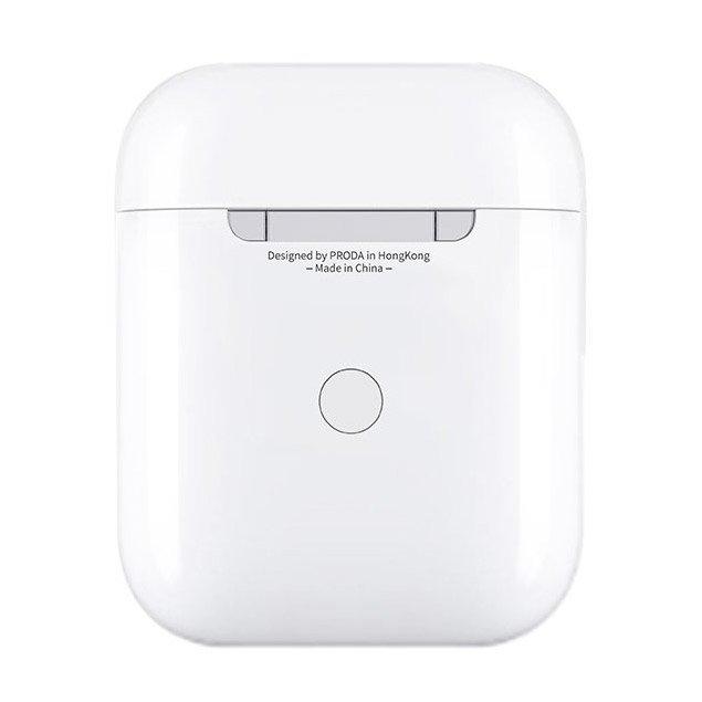 Proda mini wireless earphone Bluetooth TWS white (PD-BT300 white)