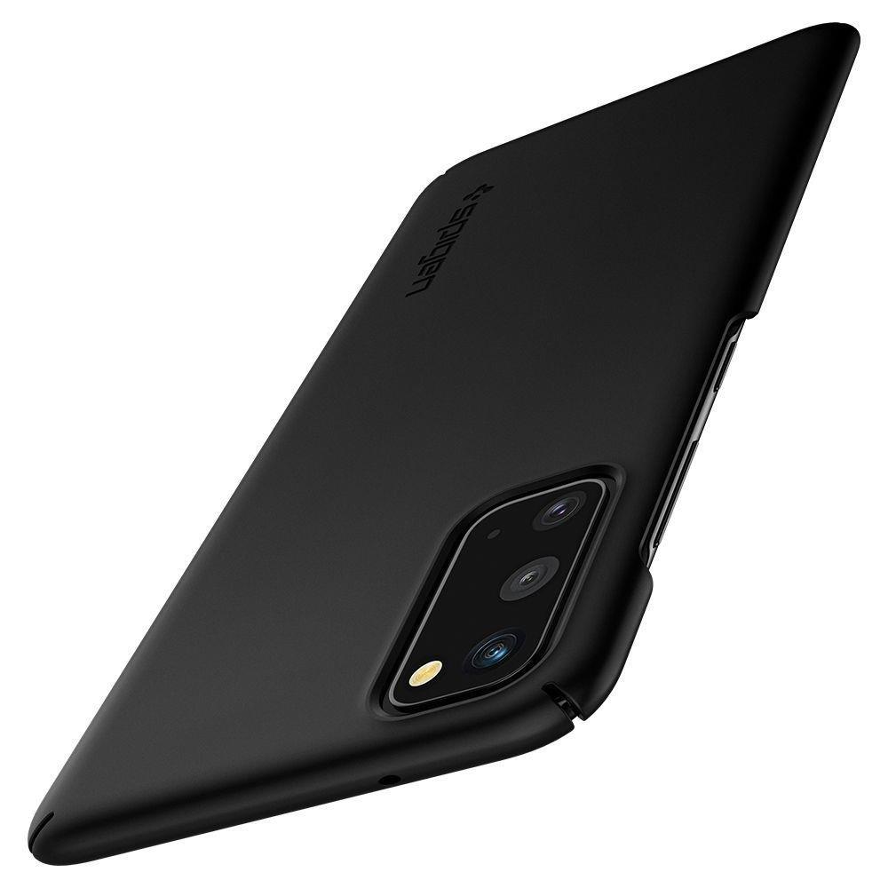 Spigen Thin Fit Galaxy S20 Black