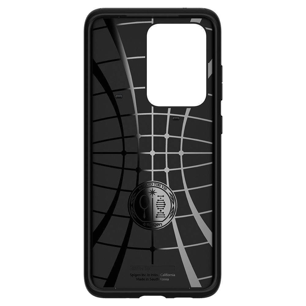 "Spigen Hybrid ""NX"" Galaxy S20 Ultra Matte Black"