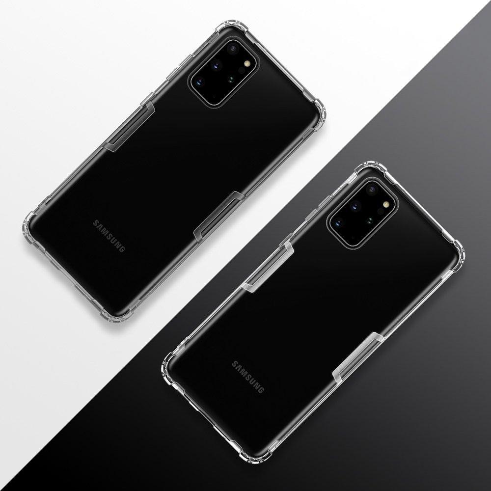 Nillkin Nature TPU Case Gel Ultra Slim Cover for Samsung Galaxy S20 Plus transparent