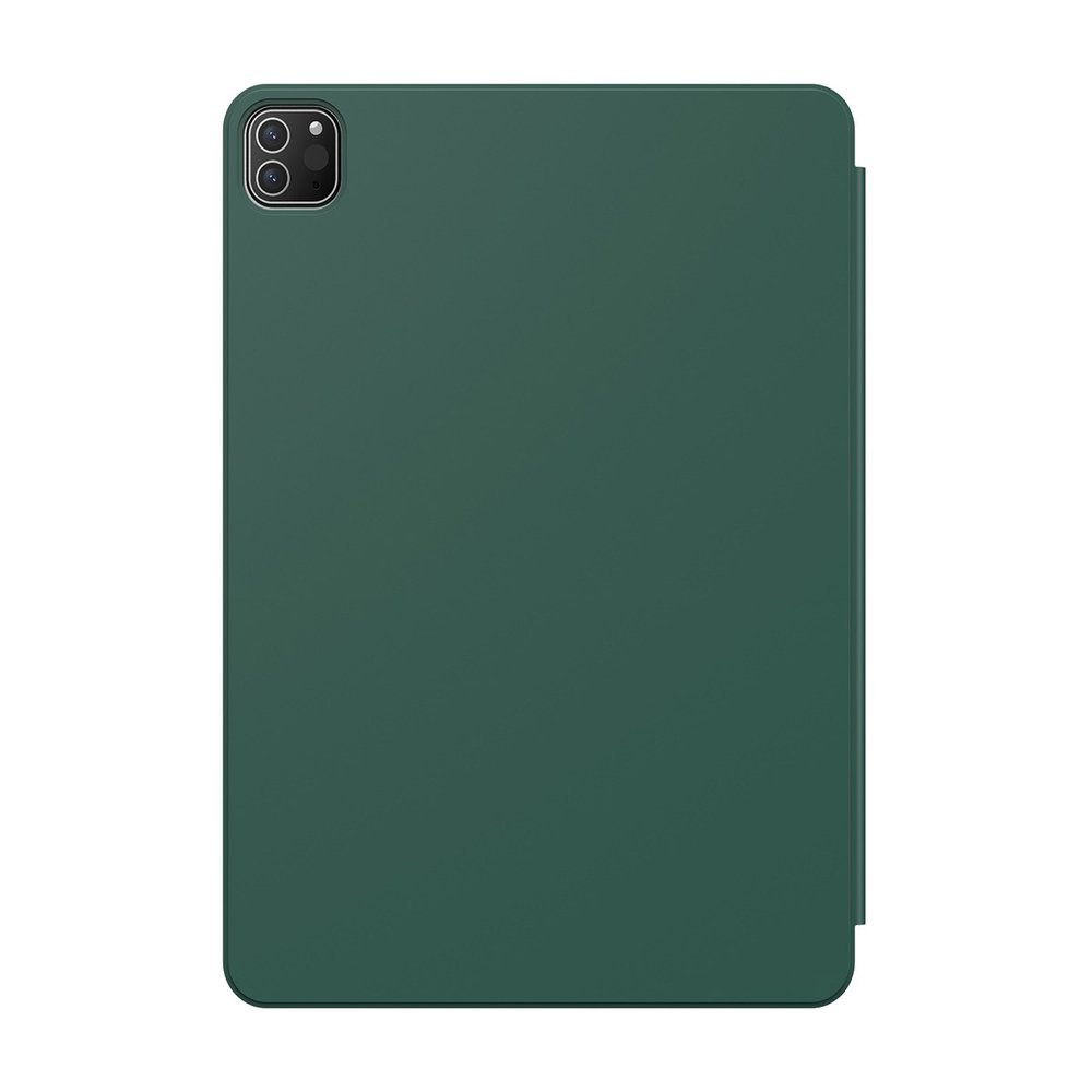 Baseus magnetic frameless case cover with multi-angle stand and Smart Sleep function for iPad Pro 11'' 2020 green (LTAPIPD-ESM06)
