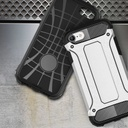 Hybrid Armor Case Tough Rugged Cover for iPhone SE 2020 / iPhone 8 / iPhone 7 silver