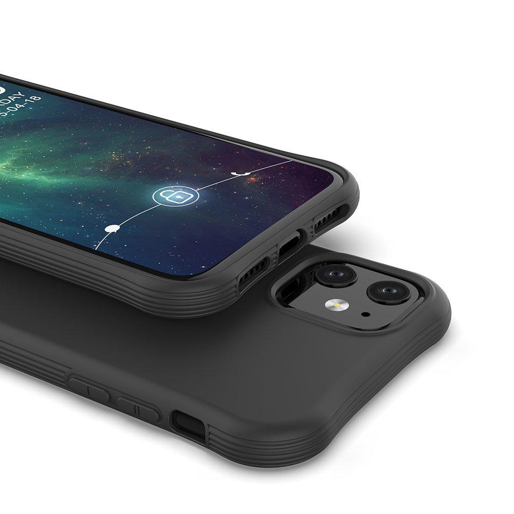 Soft Color Case flexible gel case for iPhone 11 black