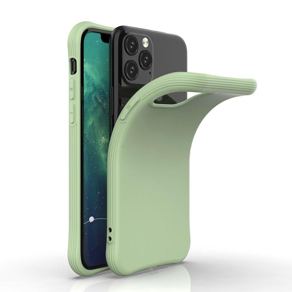 Soft Color Case flexible gel case for iPhone 11 Pro Max black