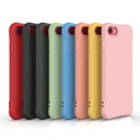 Soft Color Case flexible gel case for iPhone SE 2020 / iPhone 8 / iPhone 7 dark green