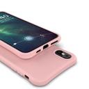 Soft Color Case flexible gel case for iPhone XS / iPhone X black