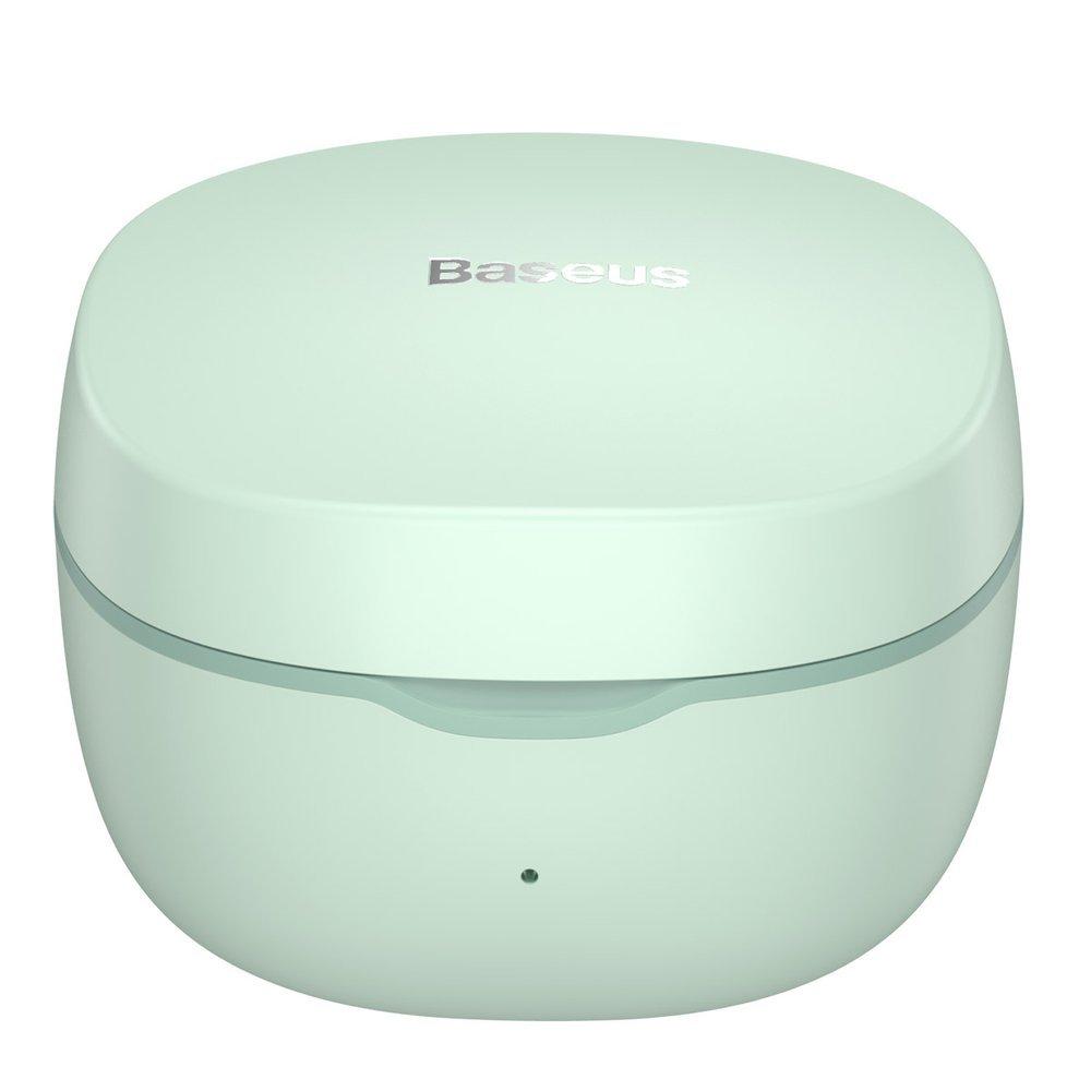 Baseus Encok WM01 True Wireless Earphones TWS Bluetooth 5.0 green (NGWM01-06)