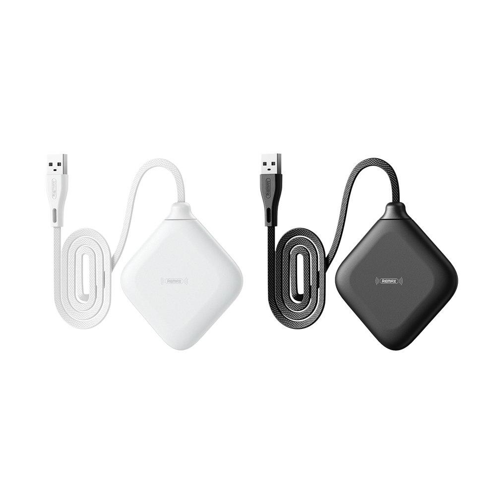 Remax 5 W wireless Qi charger black (RP-W14 black)