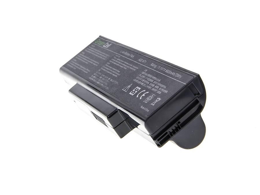 Green Cell Battery for Asus A32-K72 K72 K73 N71 N73 / 11,1V 6600mAh
