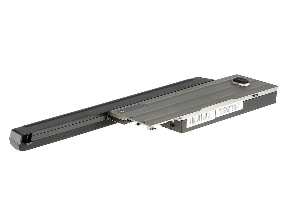 Green Cell Battery for Dell Latitude D620 D630 D630N D631 / 11,1V 6600mAh