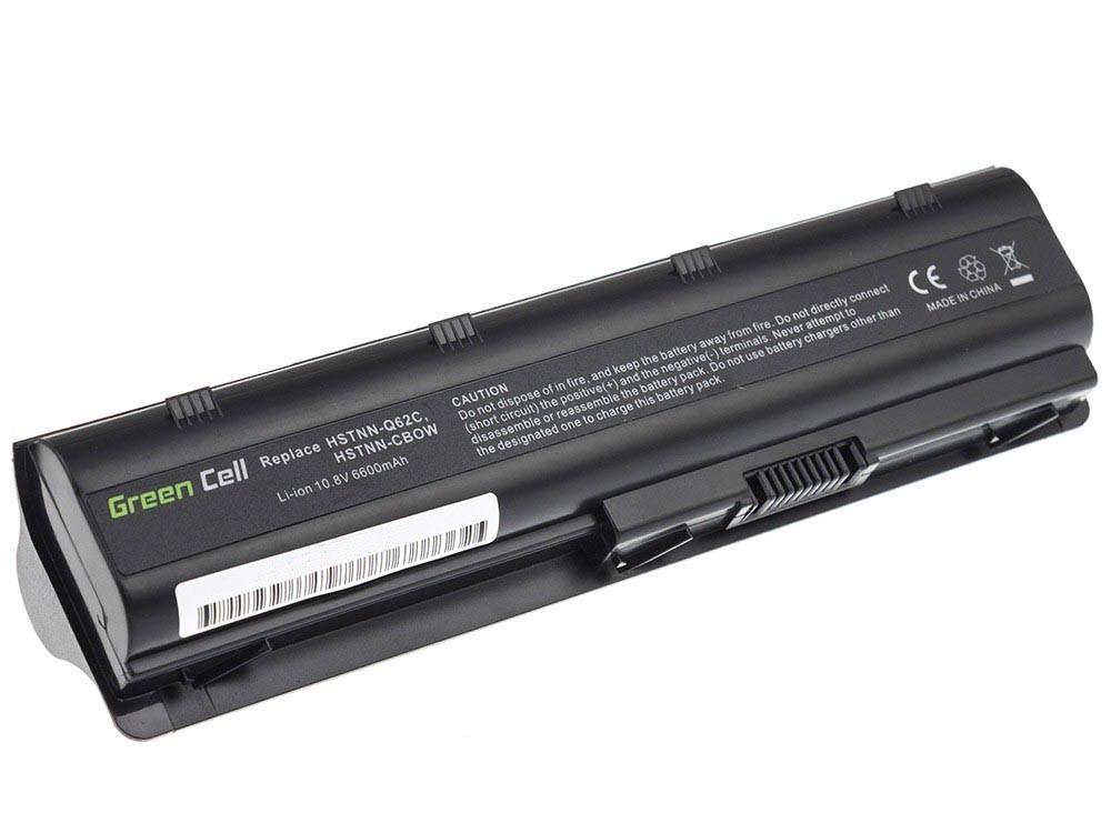 Green Cell Battery for HP 635 650 655 2000 Pavilion G6 G7 / 11,1V 6600mAh