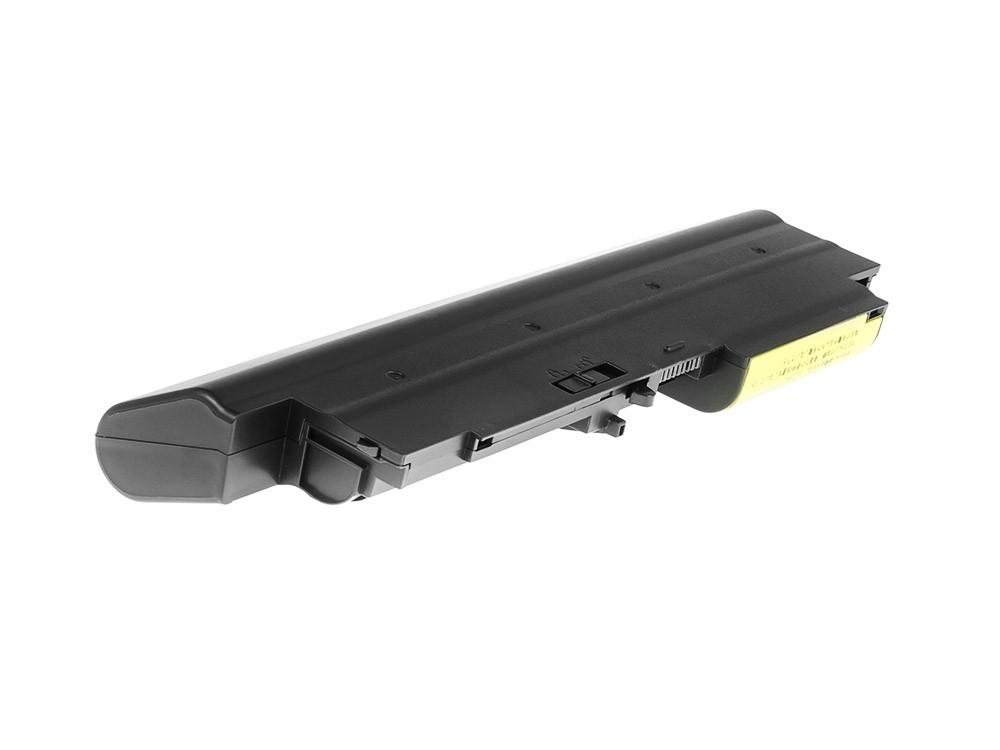 Green Cell Battery for Lenovo ThinkPad R61 T61p R61i R61e R400 T61 T400 / 11,1V 6600mAh