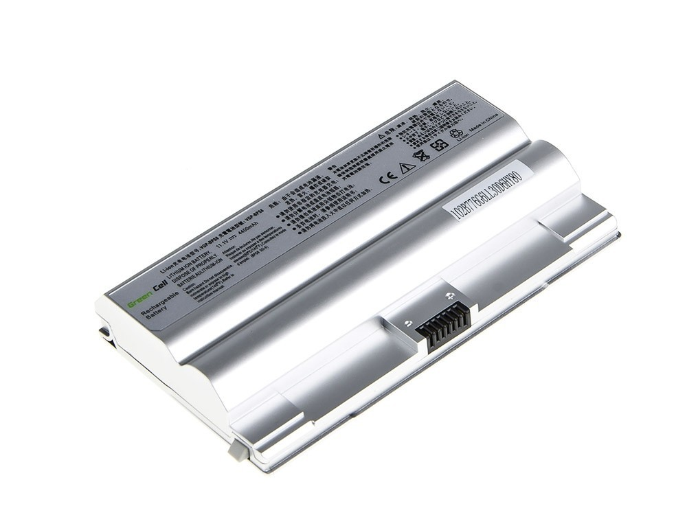 Green Cell Battery for Sony Vaio PCG-3A1M VGN-FZ21M VGN-FZ21S / 11,1V 4400mAh
