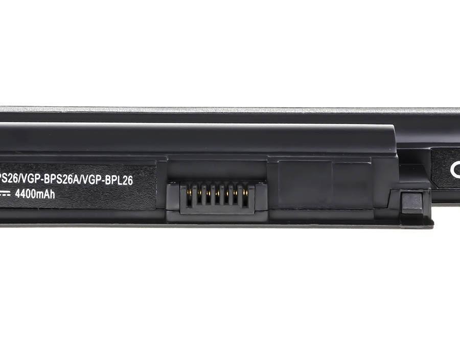 Green Cell Battery for Sony Vaio PCG-71811M PCG-71911M SVE15 / 11,1V 4400mAh