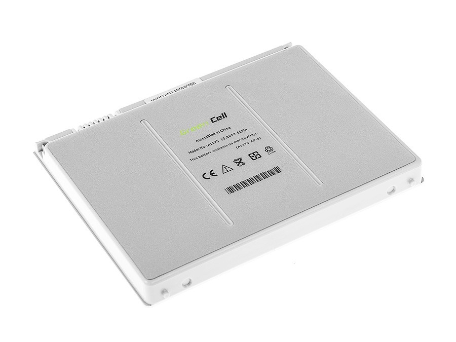 Green Cell Battery for Apple Macbook Pro 15 A1150 A1211 A1226 A1260 2006-2008 / 11,1V 5200mAh