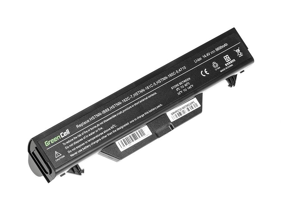 Green Cell Battery for HP Probook 4510 4510s 4515s 4710s 4720s / 14,4V 6600mAh