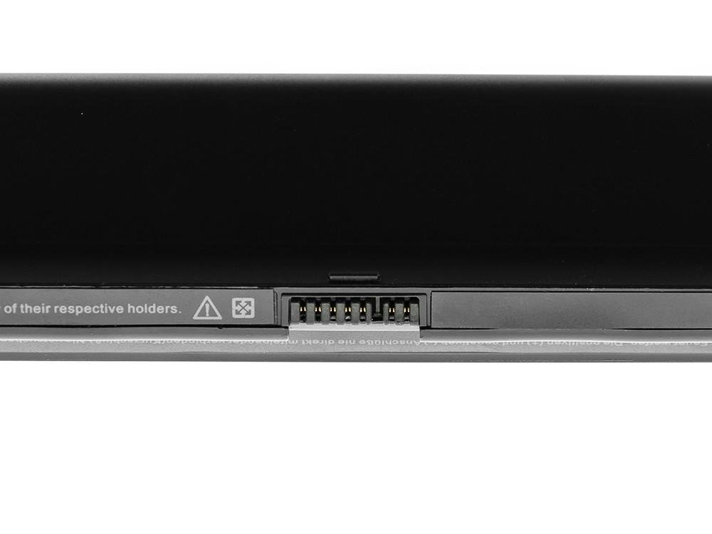 Green Cell Battery for Lenovo ThinkPad X100e X120 X120e, Edge E10 11 / 11,1V 6600mAh