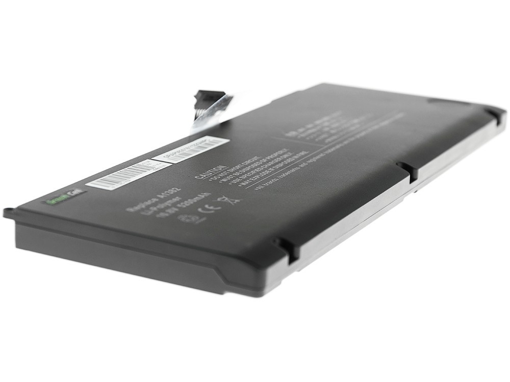 Green Cell Battery for Apple Macbook Pro 15 A1286 2011-2012 / 10,95V 5200mAh