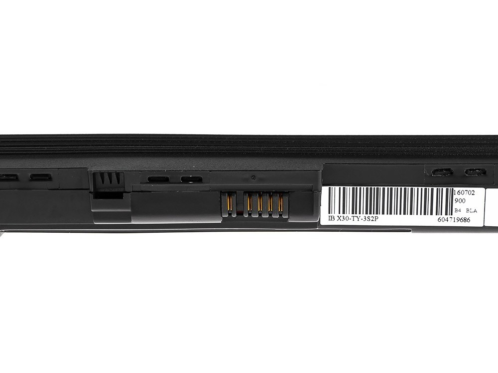 Green Cell Battery for Lenovo ThinkPad X30 X31 X32 / 11,1V 6600mAh