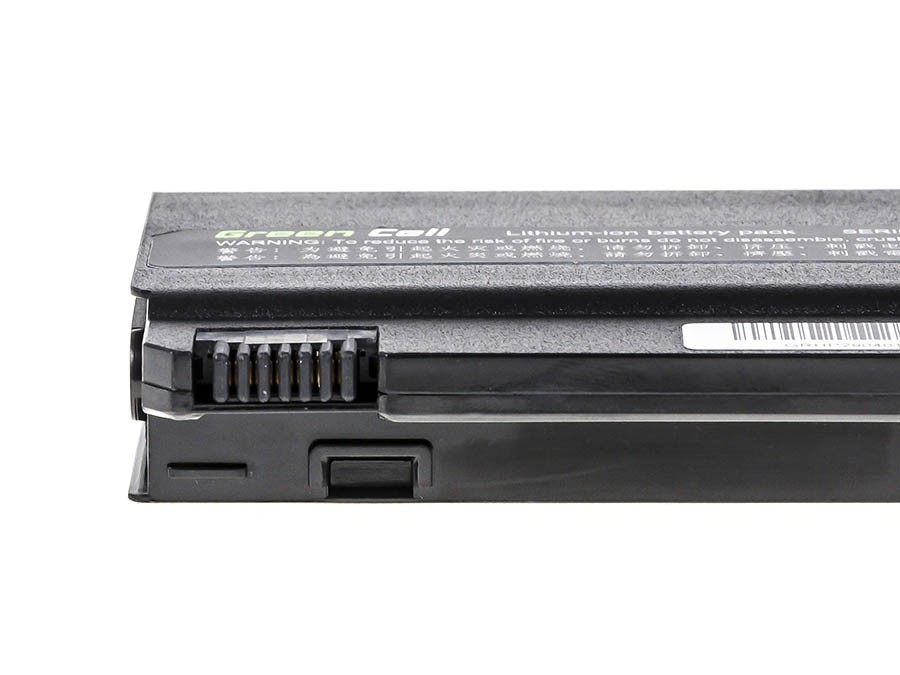 Green Cell Battery for HP Compaq 6100 6200 6300 6900 6910 / 11,1V 6600mAh